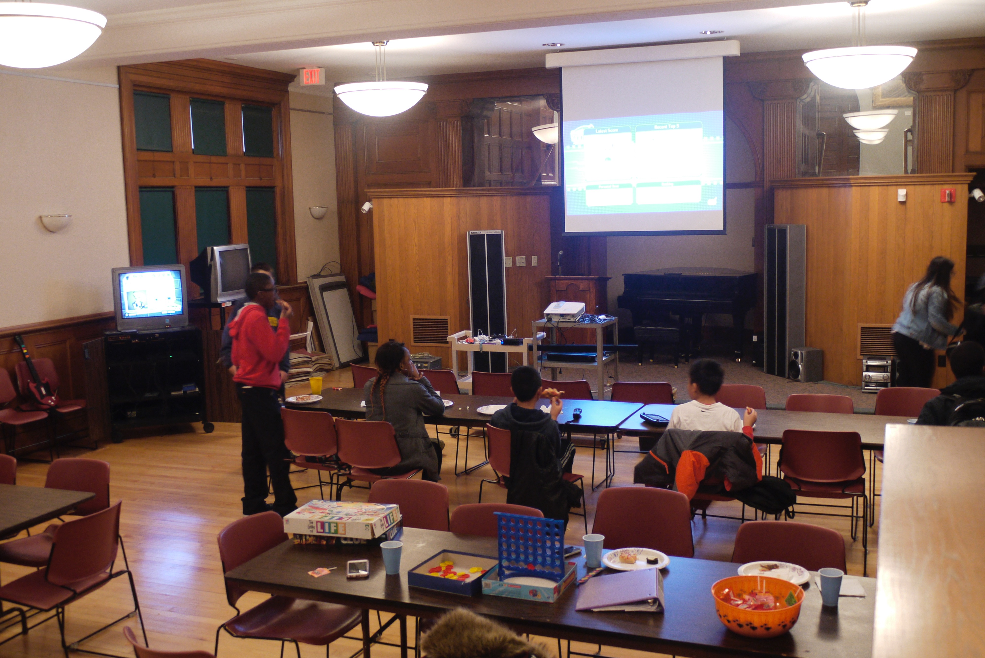 Halloween Party at the Malden Public Library - The Blue and ...